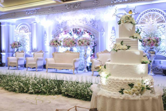 Handry & Angelina Wedding by AYANA Midplaza JAKARTA - 001