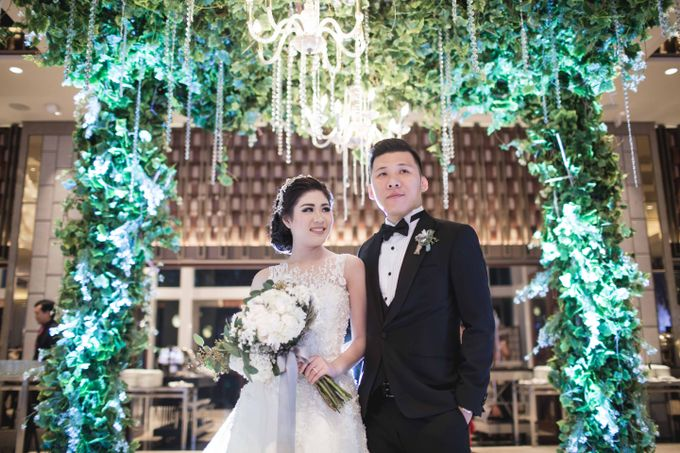 Handry & Angelina Wedding by AYANA Midplaza JAKARTA - 002