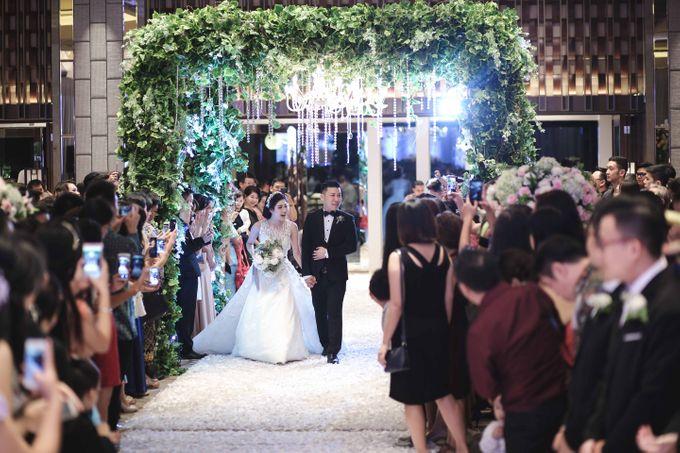 Handry & Angelina Wedding by AYANA Midplaza JAKARTA - 003