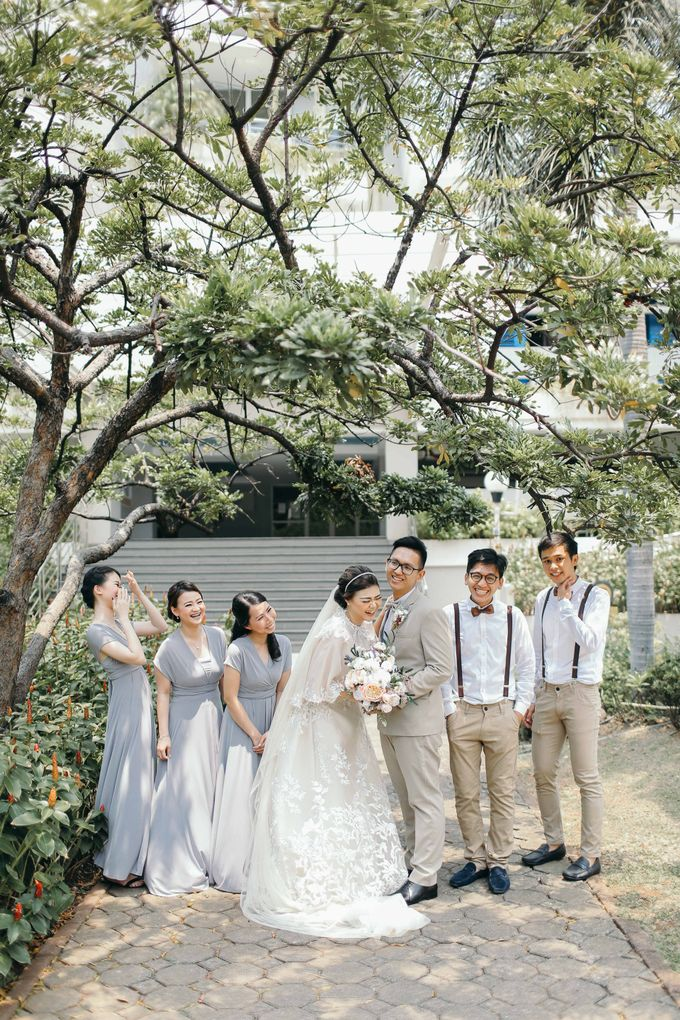 Handi & Rika Wedding by Levin Pictures - 001
