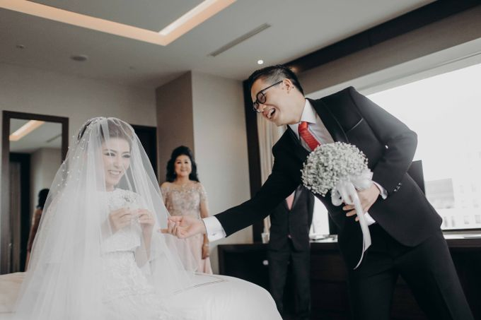 Rommy & Sansan Wedding by Levin Pictures - 023