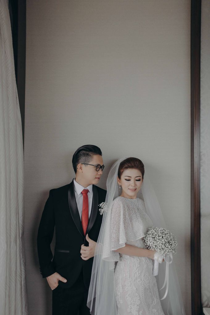 Rommy & Sansan Wedding by Levin Pictures - 024
