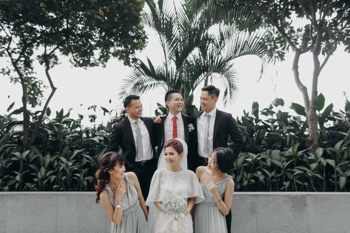 Rommy & Sansan Wedding by Levin Pictures - 027