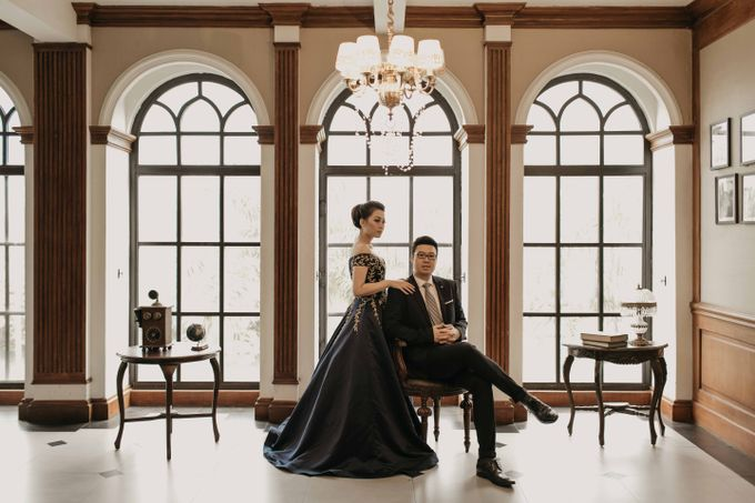 Mike & Tiff Bandung Prewedding by Levin Pictures - 020