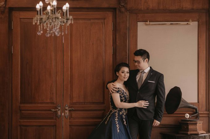 Mike & Tiff Bandung Prewedding by Levin Pictures - 022