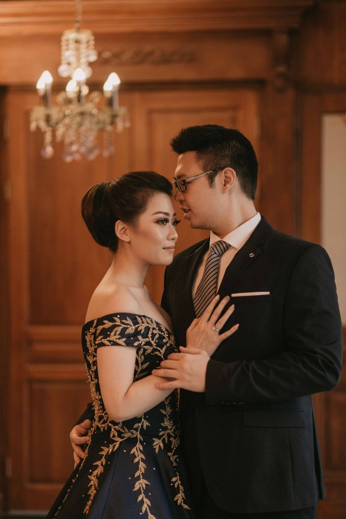 Mike & Tiff Bandung Prewedding by Levin Pictures - 021