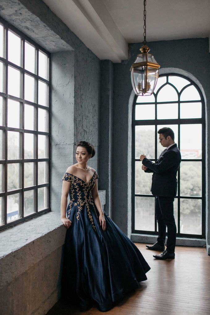 Mike & Tiff Bandung Prewedding by Levin Pictures - 023