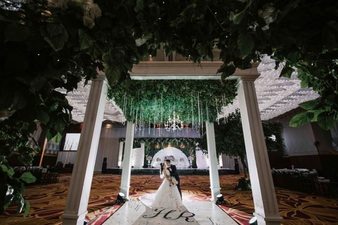 Handi & Rika Wedding by Levin Pictures - 003
