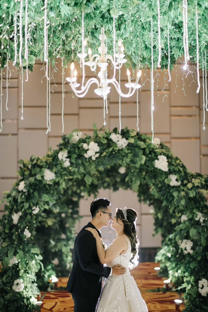 Handi & Rika Wedding by Levin Pictures - 004