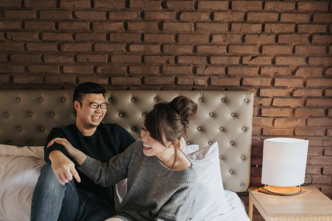 Mike & Tiff Bandung Prewedding by Levin Pictures - 009