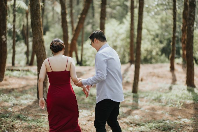 Mike & Tiff Bandung Prewedding by Levin Pictures - 016