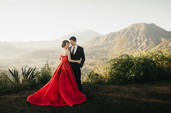 Ricky & Windy Bali Prewedding by Levin Pictures - 003