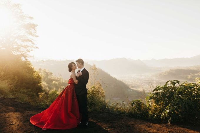 Ricky & Windy Bali Prewedding by Levin Pictures - 001