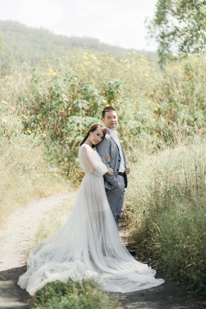 Ricky & Windy Bali Prewedding by Levin Pictures - 007
