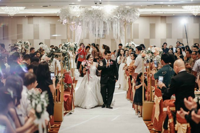 Leo & Jessica Wedding by Levin Pictures - 048