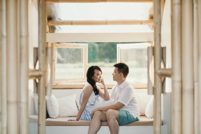 Ricky & Windy Bali Prewedding by Levin Pictures - 014