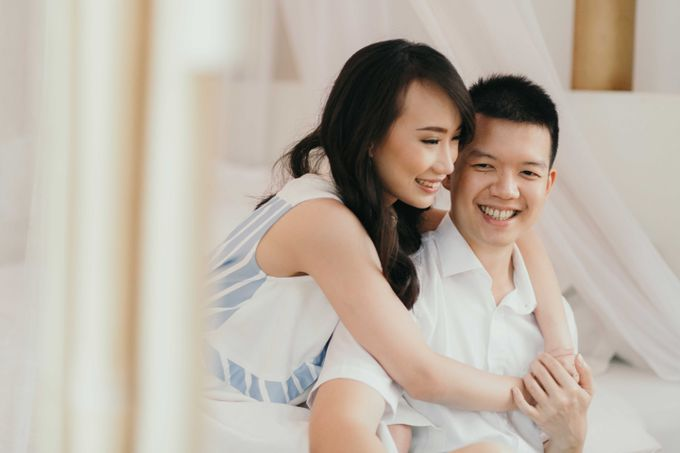 Ricky & Windy Bali Prewedding by Levin Pictures - 020