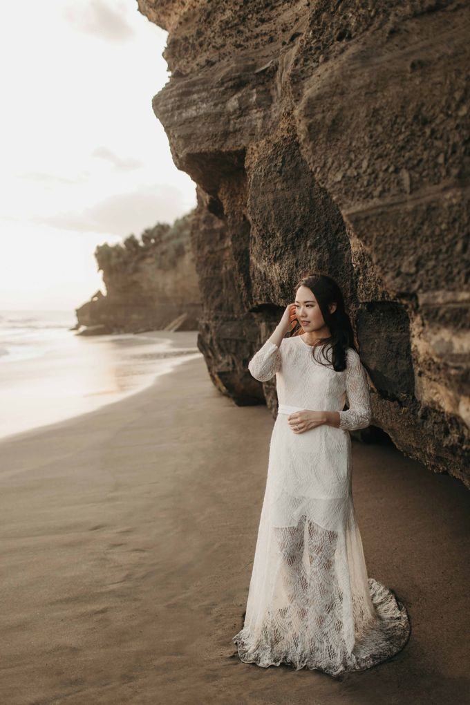 Ricky & Cindy Bali Prewedding by Levin Pictures - 021