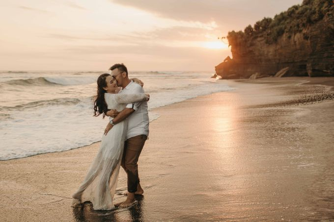 Ricky & Cindy Bali Prewedding by Levin Pictures - 023