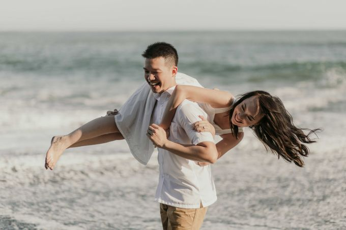 Ricky & Windy Bali Prewedding by Levin Pictures - 027
