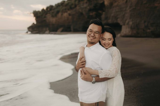 Ricky & Cindy Bali Prewedding by Levin Pictures - 022