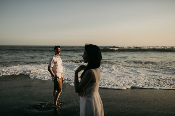 Ricky & Windy Bali Prewedding by Levin Pictures - 025