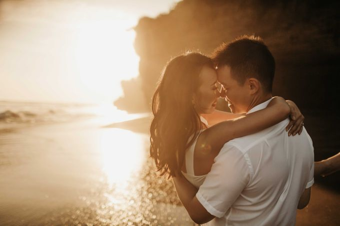 Ricky & Windy Bali Prewedding by Levin Pictures - 028
