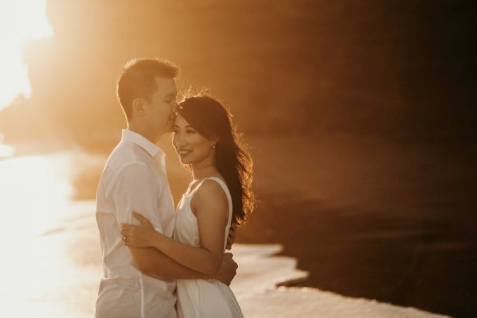 Ricky & Windy Bali Prewedding by Levin Pictures - 030