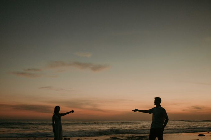 Ricky & Windy Bali Prewedding by Levin Pictures - 034