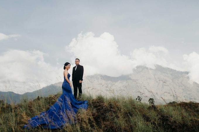 Marcus & Lita Bali Prewedding by Levin Pictures - 007