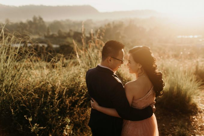Marcus & Lita Bali Prewedding by Levin Pictures - 009