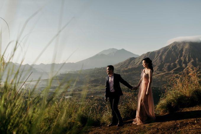 Marcus & Lita Bali Prewedding by Levin Pictures - 010
