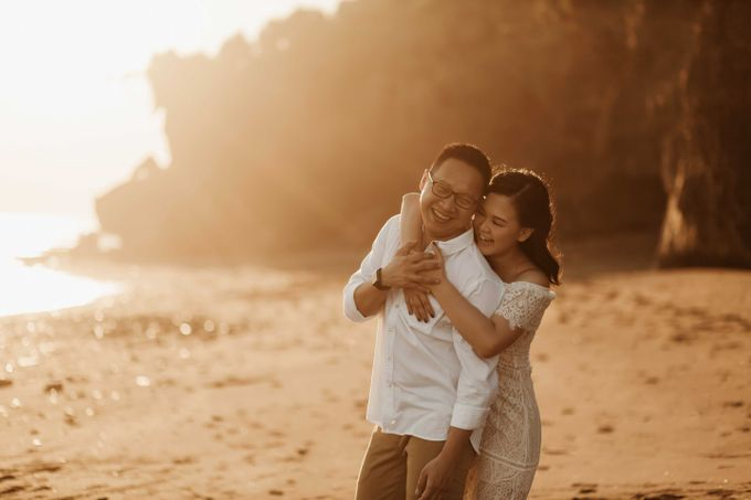 Marcus & Lita Bali Prewedding by Levin Pictures - 019