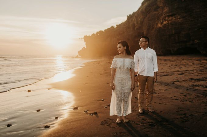 Marcus & Lita Bali Prewedding by Levin Pictures - 020