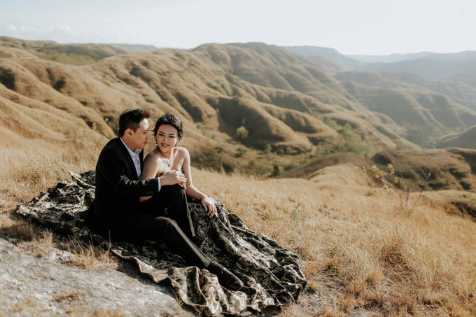Alfredo & Jesslyn Sumba Prewedding by Levin Pictures - 004