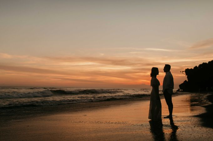 Marcus & Lita Bali Prewedding by Levin Pictures - 024