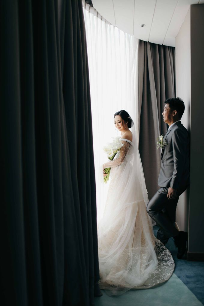 Yudy & Lydia Wedding by Levin Pictures - 030