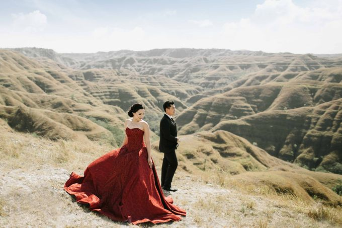 Mison & Yovita Sumba Prewedding by Levin Pictures - 001