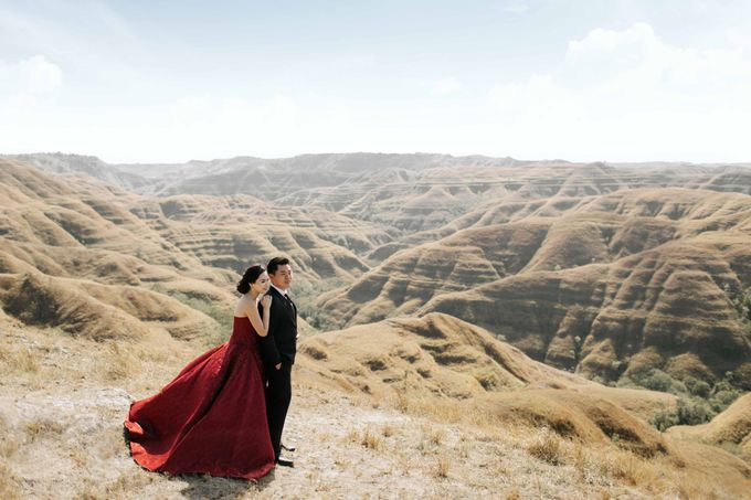 Mison & Yovita Sumba Prewedding by Levin Pictures - 003