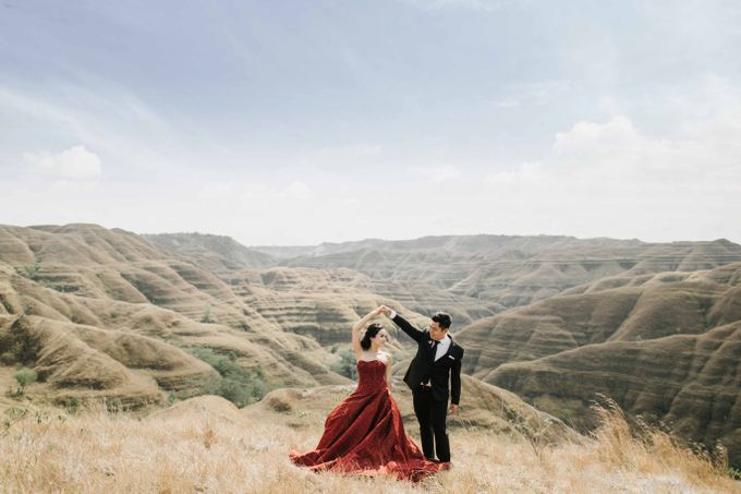 Mison & Yovita Sumba Prewedding by Levin Pictures - 004