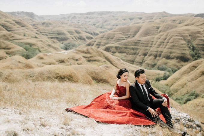 Mison & Yovita Sumba Prewedding by Levin Pictures - 008