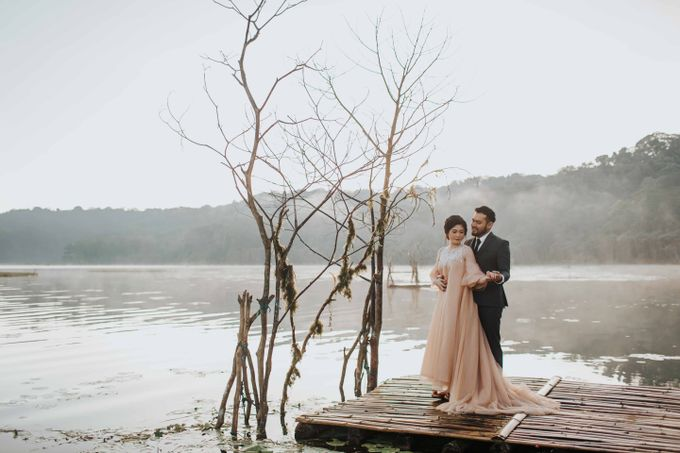Andrew & Agnes Bali Prewedding by Levin Pictures - 003