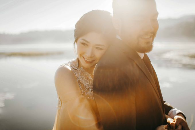 Andrew & Agnes Bali Prewedding by Levin Pictures - 005
