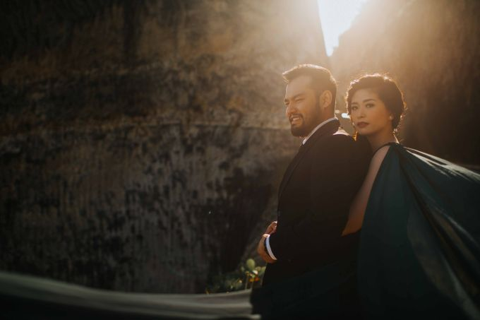 Andrew & Agnes Bali Prewedding by Levin Pictures - 019