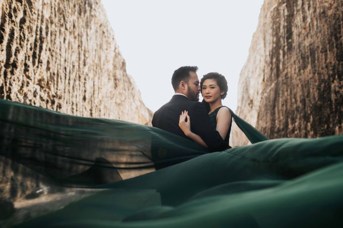 Andrew & Agnes Bali Prewedding by Levin Pictures - 020