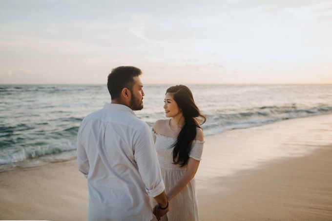 Andrew & Agnes Bali Prewedding by Levin Pictures - 028
