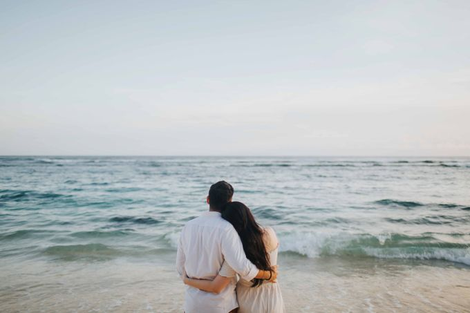 Andrew & Agnes Bali Prewedding by Levin Pictures - 022
