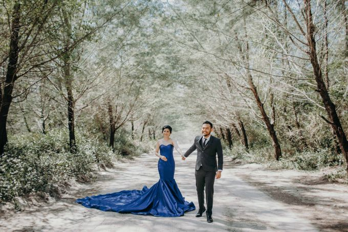 Andrew & Agnes Bali Prewedding by Levin Pictures - 037