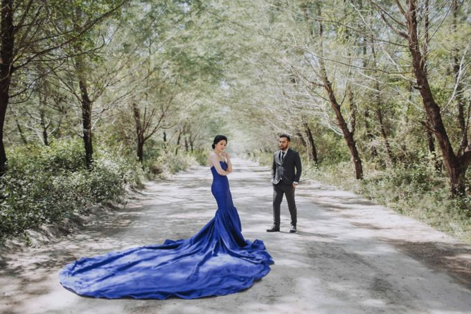 Andrew & Agnes Bali Prewedding by Levin Pictures - 036