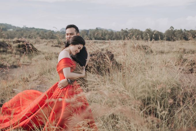 Andrew & Agnes Bali Prewedding by Levin Pictures - 042